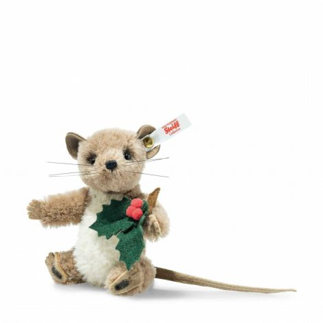 LIMITED EDITION: HOLLY MOUSE PLUSH (11CM)