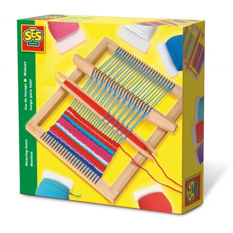 WEAVING LOOM ACTIVITY SET