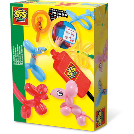 BALLOON MODELLING CRAFT SET
