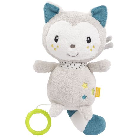 YUKI CAT MUSICAL PLUSH