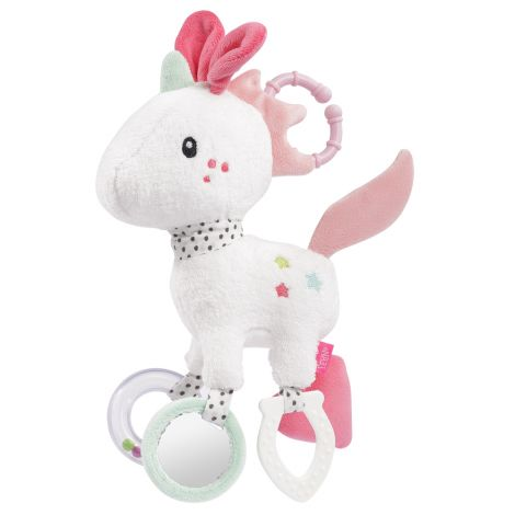 AIKO UNICORN MULTI-SENSORY ACTIVITY PLUSH