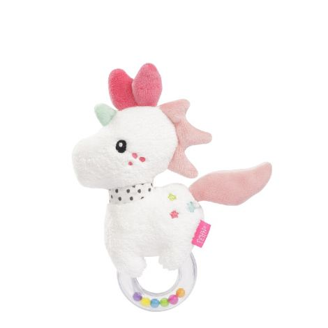 AIKO UNICORN RING RATTLE SHAKER