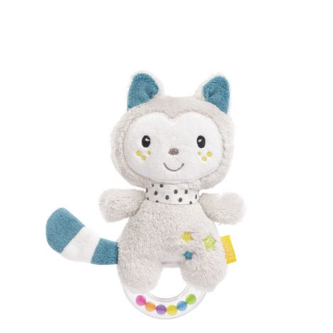 YUKI CAT RING RATTLE SHAKER
