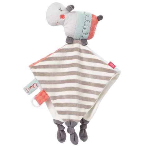 LOOPY HIPPO DELUXE SECURITY BLANKET