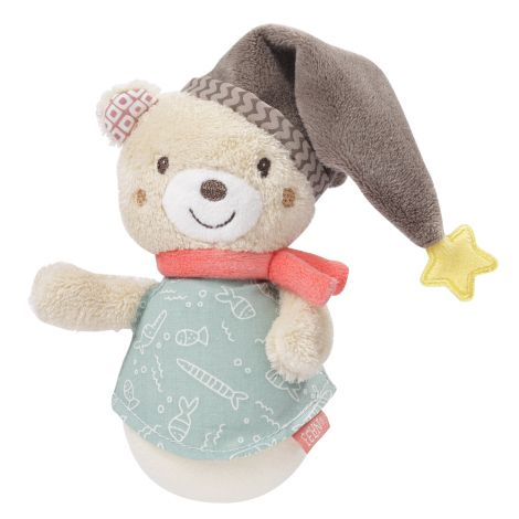 ROLY POLY TUMBLING BEAR