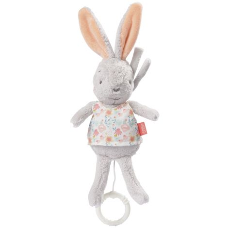 SWAN LAKE HARE MUSICAL PLUSH