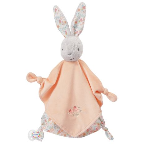 SWAN LAKE HARE DELUXE SECURITY BLANKET