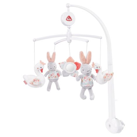 SWAN LAKE MUSICAL CRIB MOBILE