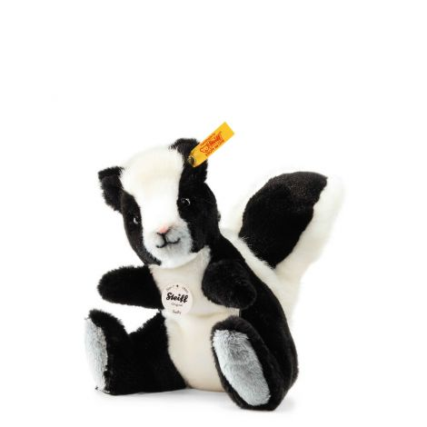 SNIFFY SKUNK PLUSH, 15CM