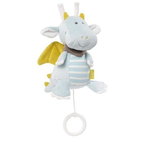 LITTLE CASTLE DRAGON MUSICAL PLUSH