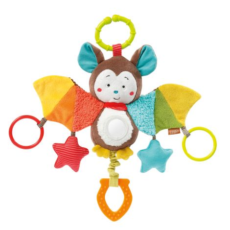 BAT MULTI-SENSORY ACTIVITY PLUSH