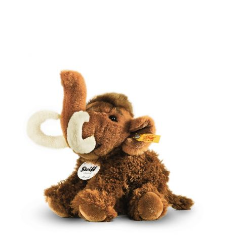 MANNI MAMMOTH PLUSH, BROWN (18CM)
