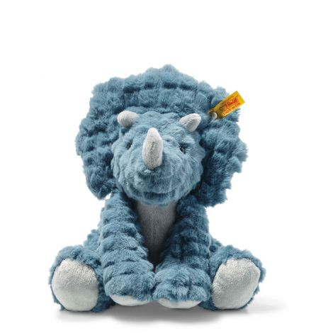 SOFT CUDDLY FRIENDS: DIXI TRICERATOPS PLUSH