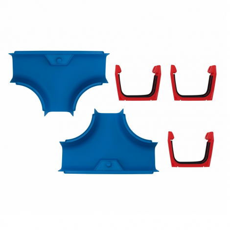 AQUAPLAY T-SECTION TRACK EXTENSION SET OF 2