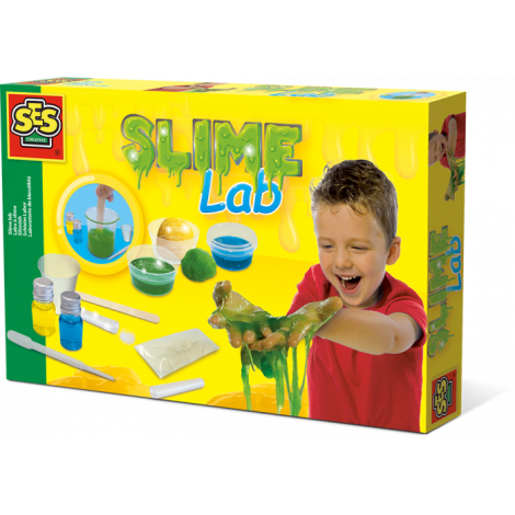 SLIME LAB STEM EXPERIMENT KIT
