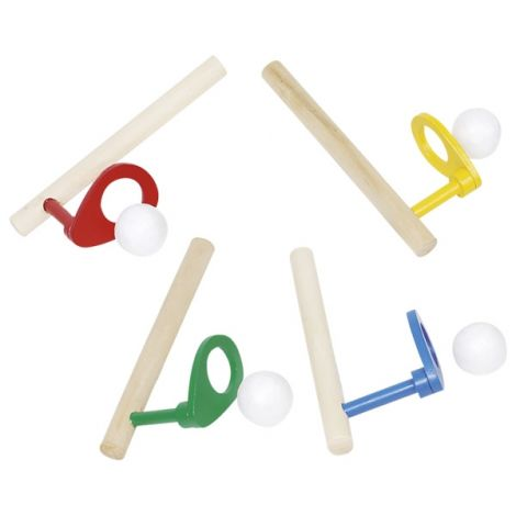 FLOATING BALL BLOWPIPES FOR STEM PLAY, SET OF 4