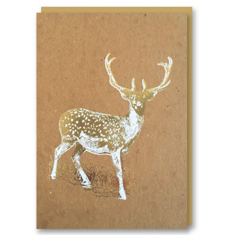 LETTERPRESS COLLECTION: DEER SHINE, BY 1973