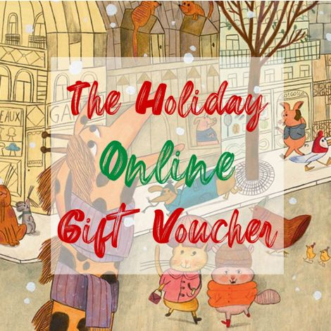 ONLINE E-VOUCHER  - THE HOLIDAY EDITION (MIN. $50 VALUE)