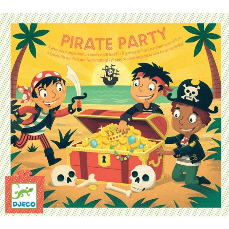 PIRATE PARTY GAMES COLLECTION