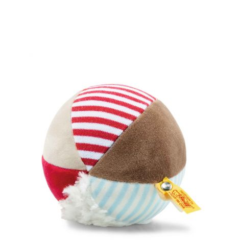 DOWN BY THE SEA COLLECTION: FABRIC RATTLE BALL