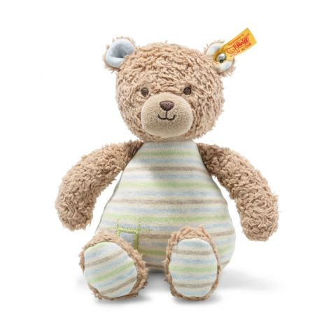 RUDY TEDDY BEAR ORGANIC COTTON PLUSH (24CM)