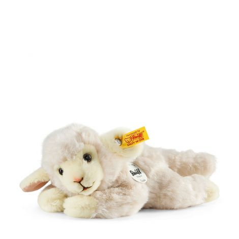 STEIFF'S LITTLE FRIENDS: LINDA LAMB PLUSH (22CM)