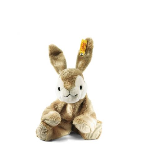 STEIFF'S LITTLE FRIENDS: HOPPEL RABBIT PLUSH (16CM)