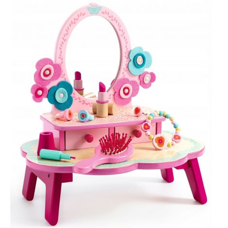 FLORA'S DRESSING TABLE
