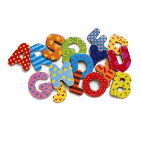 FANCY LETTERS MAGNETICS SET (38PCS)