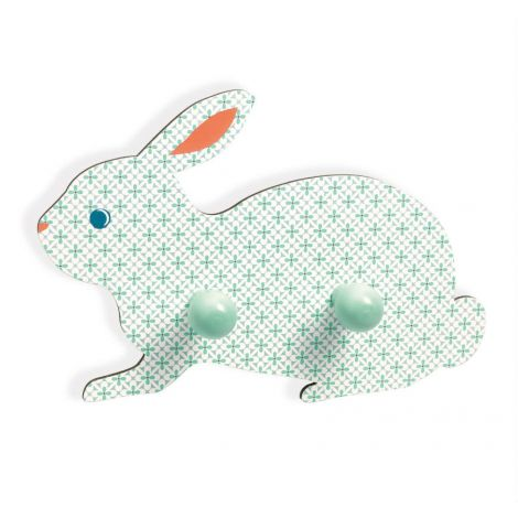 RABBIT COAT HOOK