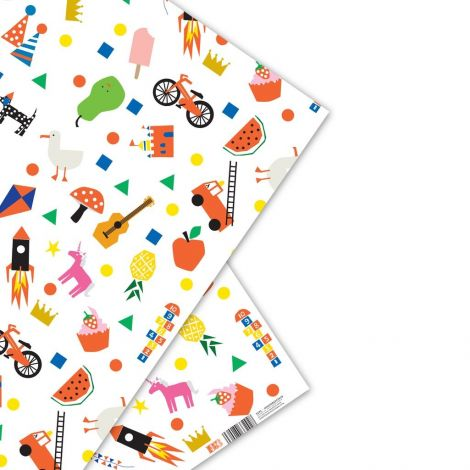 BITS & BOBS GIFTWRAP, BY 1973