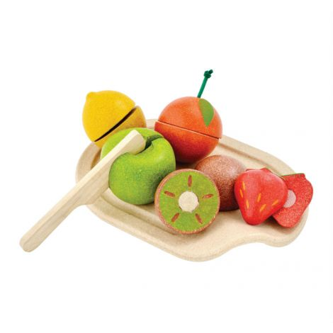 ASSORTED FRUIT CUTTING SET
