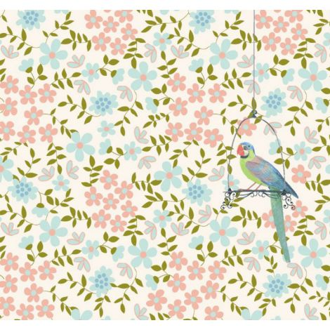 WALLPAPER DECOR STRIP: ROMANCE