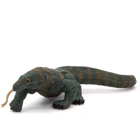 KOMODO DRAGON FIGURINE