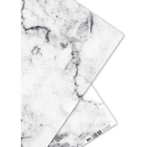 WHITE MARBLE GIFTWRAP, BY 1973