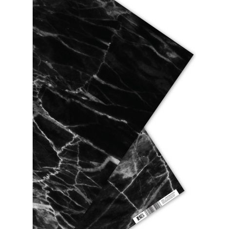 BLACK MARBLE GIFTWRAP, BY 1973