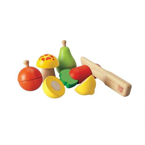 FRUIT & VEGETABLE CUTTING SET