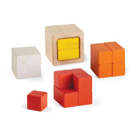 ESSENTIALS: FRACTION CUBES
