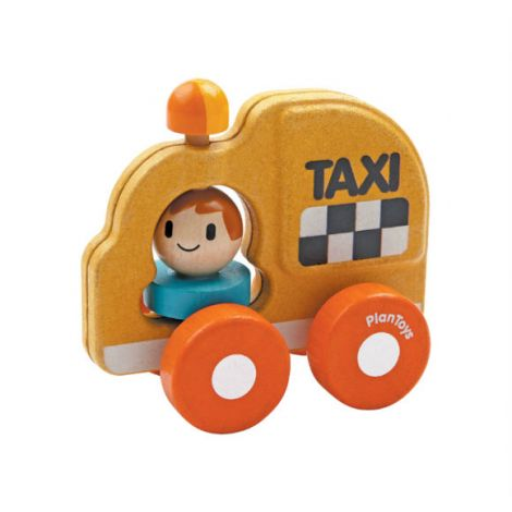 TAXI PUSH TOY