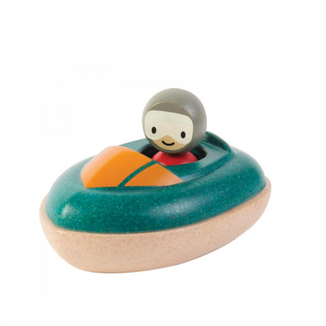 SPEEDBOAT BATH TOY