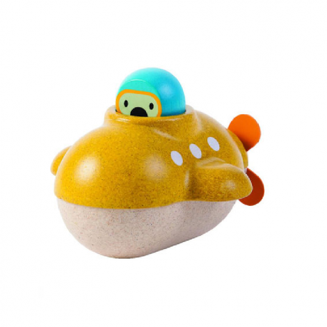 SUBMARINE BATH TOY