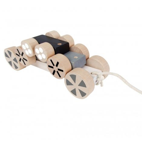 ESSENTIALS: STACKING WHEELS PULL-ALONG