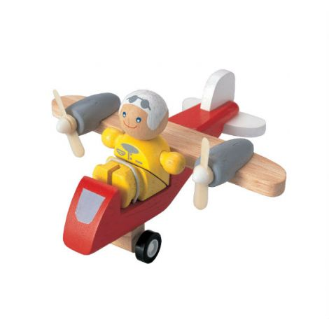 PLANWORLD™ TURBO AIRPLANE & PILOT