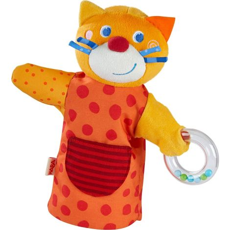 MUSICAL CAT GLOVE PUPPET
