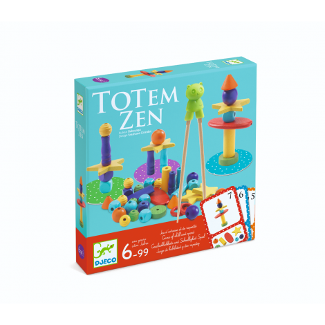 TOTEM ZEN BUILDING SKILL GAME