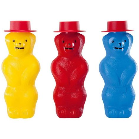 MAGIC BUBBLE BEARS (SET OF 3)