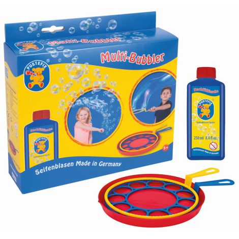 MULTI-BUBBLE TWIN SET