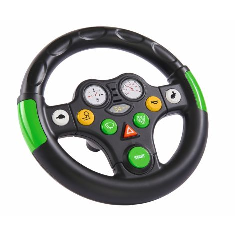 BOBBY CAR TRACTOR STEERING WHEEL ACCESSORY ADD-ON