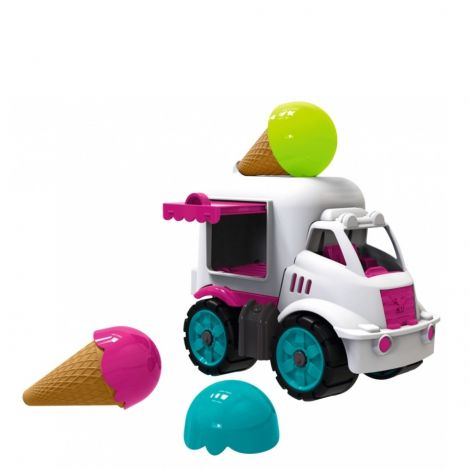 MINI SAND ICE CREAM TRUCK