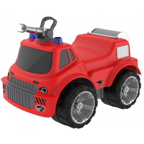 AQUA FIRE TRUCK RIDE-ON